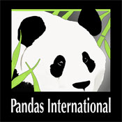 pandas international logo