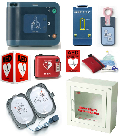 Philips HeartStart FRx School AED Package - AEDs Today