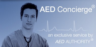 AED Concierge® Service - Annual Fee