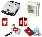 LIFEPAK Express Small Business AED Package