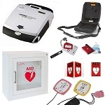 LIFEPAK Express School AED Package