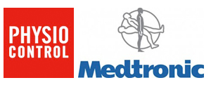 medtronic physio-control logo