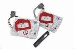 LIFEPAK CHARGE PAK: 1 CHARGE PAK w/2 Sets of Electrodes