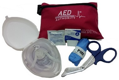 First Responders CPR Kit