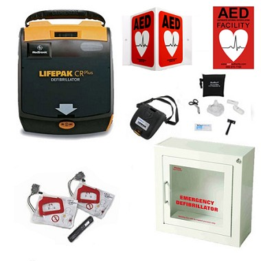 LIFEPAK CR Plus New York State Dental Package