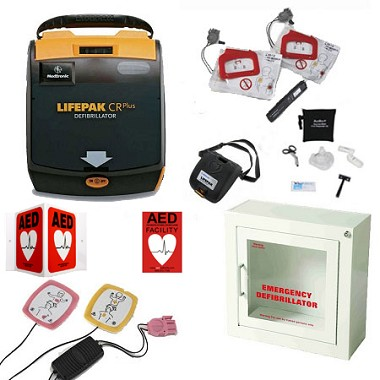 LIFEPAK CR Plus New York State Dental Package: Pediatric