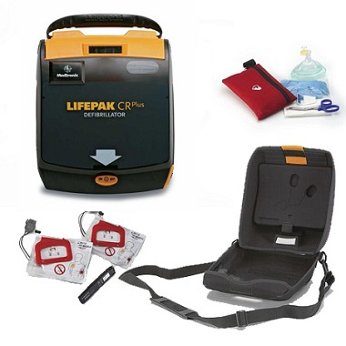 LIFEPAK CR Plus: Refurbished Semi-Automatic