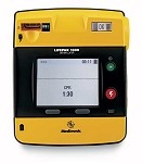 LIFEPAK 1000 w/ECG: Refurbished