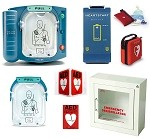 Philips HeartStart OnSite Small Business AED Package