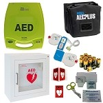 Zoll AED Plus Small Business AED Package