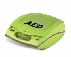 Zoll AED Plus (Refurbished)